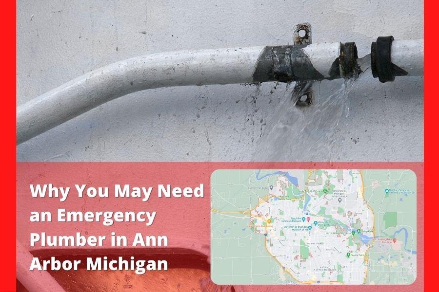 Plumbing Emergency Ann Arbor Mi